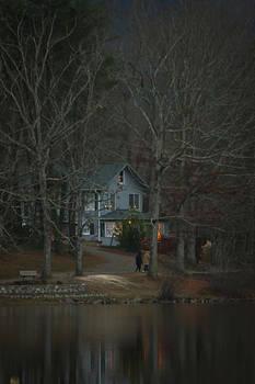 A Winter Walk by Tammy Schneider