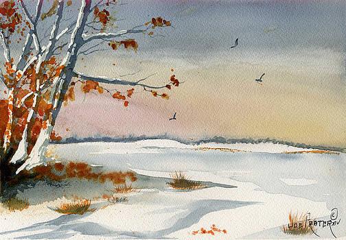 A Winter Wonder Land by Joe Prater