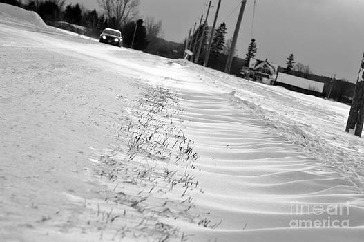 Elaine Mikkelstrup - A Winters Drive