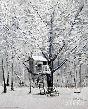 A Winter's Morn by Terry Honstead