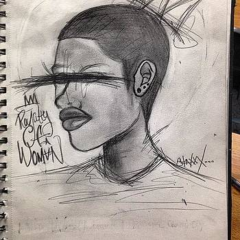 a Woman Better Known As A Queen. by Darius Wilson