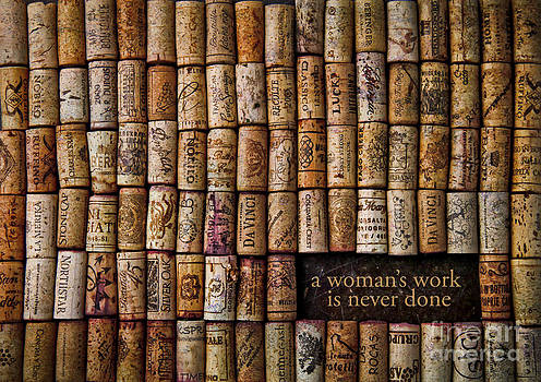 A Womans Work is Never Done by Stacey Granger