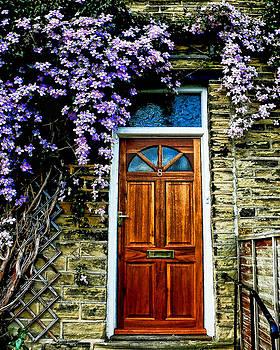 A Yorkshire Door by Stuart Harrison
