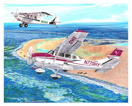 Jack Pumphrey -  Cessna 206 and A1A Husky