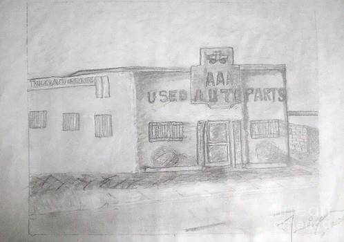James Eye - AAA USED AUTO PARTS