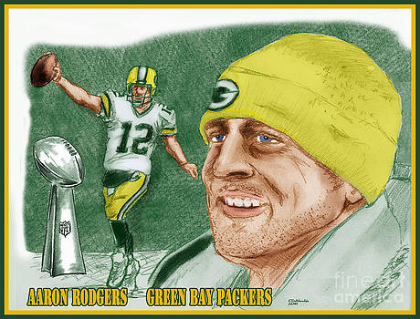 Chris  DelVecchio - Aaron Rodgers