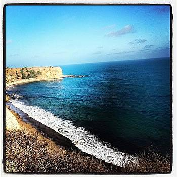 Abalone Cove, Palos Verdes, Saturday by Jack Hunter Cohen