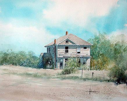 Abandon House by Richard Hahn