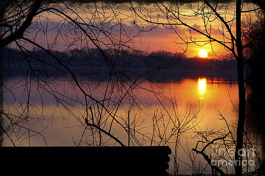 Abandoned At Sunset by Tina Hailey