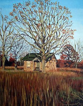 Abandoned Autumn by Lena Quagliato