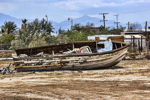 Abandoned Boat by Photographic Art by Russel Ray Photos