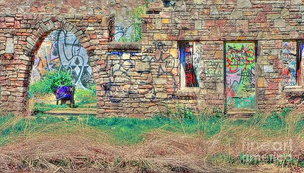 Abandoned Building by Kathleen Struckle