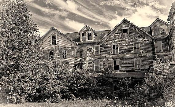 Abandoned but Awesome by Nancy De Flon