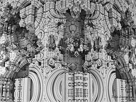 Abandoned Cathedral by Erika Somogyi