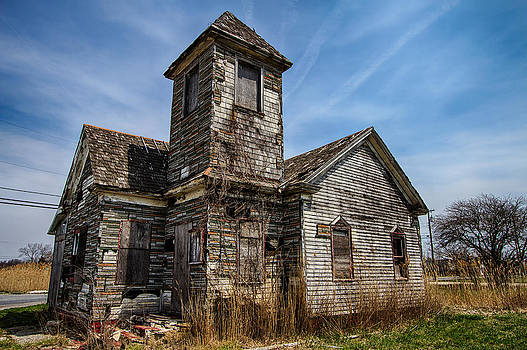 Abandoned church 2 by Robert Wirth