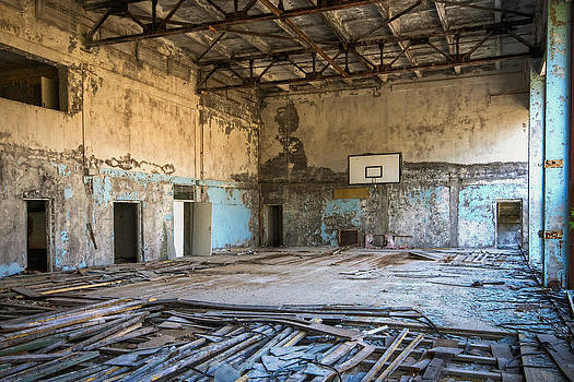 Matt Create - Abandoned Gym Pripyat