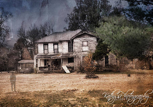 Abandoned by Kathy Williams-Walkup