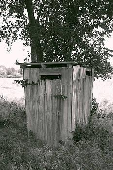 Nina Fosdick - Abandoned Outhouse