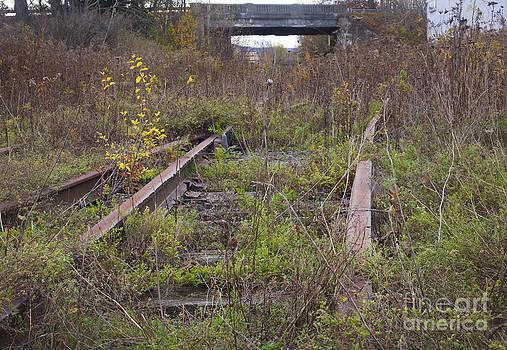 Jonathan Welch - Abandoned Tracks