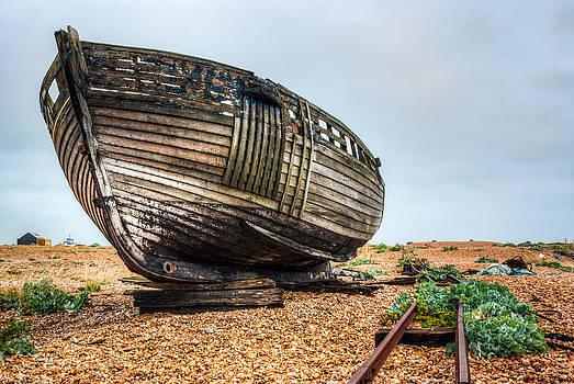 Abandoned by Trevor Wintle