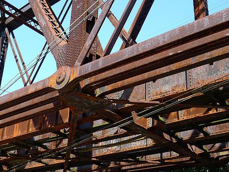 Richard Reeve - Abandoned - Whitford Railroad Bridge