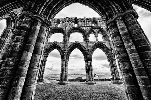 Abbey Arches by Tony Coleby