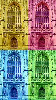 Nick Field - Abbey Doors