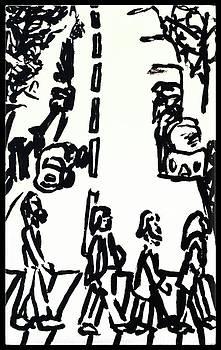 Abbey Road by Edward Pebworth