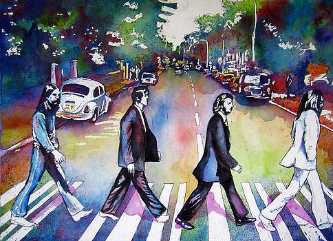 Abbey Road by Rebecca Foster