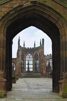 Mike McGlothlen - Abbey Ruin - Scotland