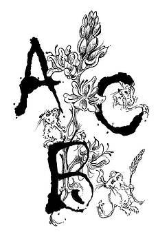 A B C  by Julio Lopez