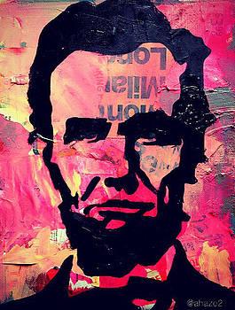 Abe by Aaron Hazel
