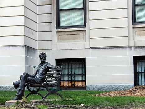 Abe by Carolyn Ricks