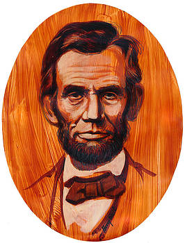 Abe Lincoln  by Harry West