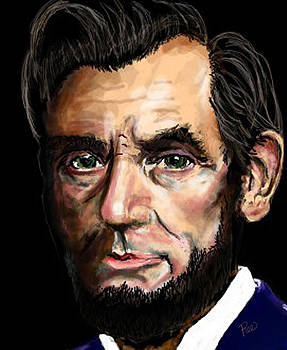 Abe Lincoln by Maria Schaefers