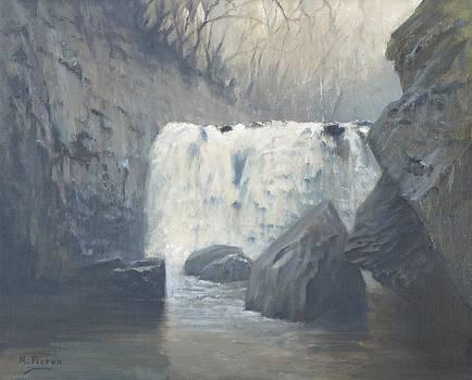 Aberdulais Falls by Richard Picton