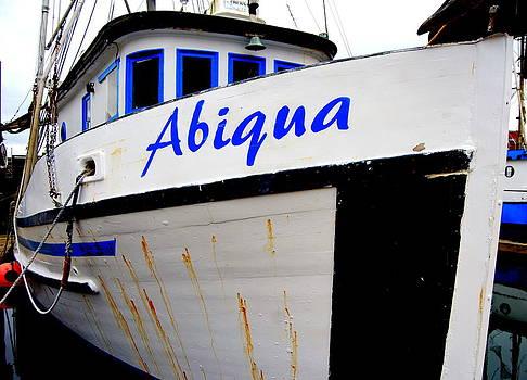 Abiqua by Mamie Gunning