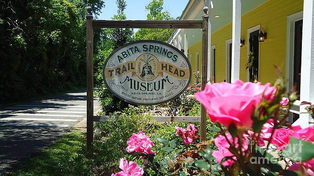 Abita Springs Trailhead Museum by Katie Spicuzza