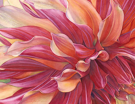 Ablaze by Sandy Haight