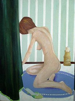 Ablutions matinales by Claude