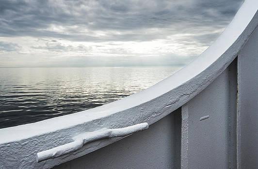Arkady Kunysz - Aboard the ferry
