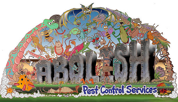 Abolish Pest Control Inc. by Paul Calabrese
