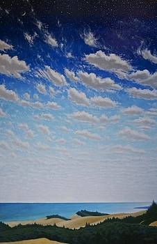 Above Stinson by Karma Moffett