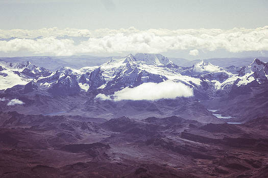 Above the Andes by Nadya Primak