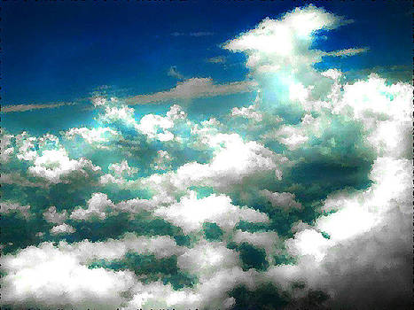 Above the Clouds by Patricia Erwin