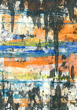 Above The Horizon by Shawnequa Linder