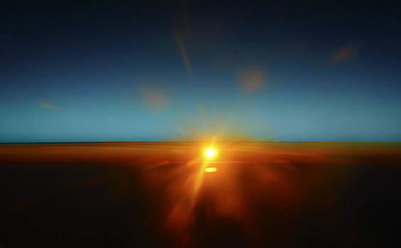 Above the World by Alex Weinstein