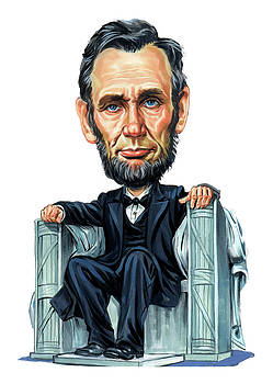 Abraham Lincoln by Art