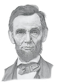 Abraham Lincoln by Chris Greenwood