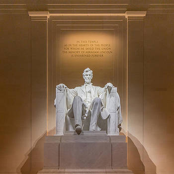 Abraham Lincoln by Derek Reichert